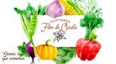 Logo Flor Canela