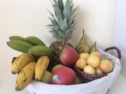 Cesta de Frutas Variadas Bio